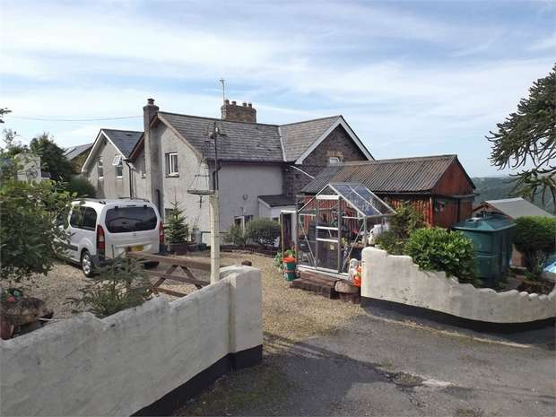 4 Bedrooms Semi Detached House for sale in Pisgah, Pisgah, Aberystwyth, Ceredigion