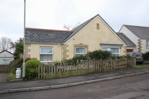 3 Bedrooms Detached Bungalow for sale in ROYAL CHARTER PARK CHULMLEIGH
