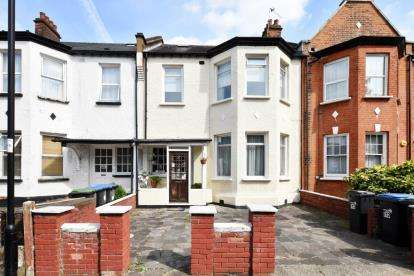 4 Bedrooms Terraced House for sale in Palmerston Road, London