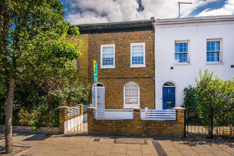 3 Bedrooms House for sale in Wells Way, Camberwell, SE5