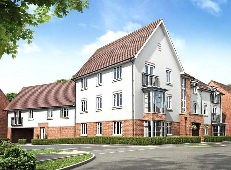 2 Bedrooms Apartment Flat for sale in Montague Park, Wokingham, Berkshire, RG40