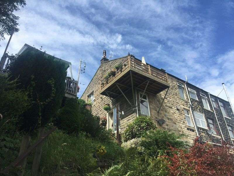 4 Bedrooms Terraced House for sale in Rock Nook, Littleborough