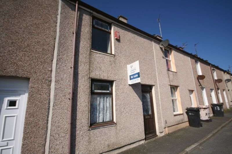 3 Bedrooms Terraced House for sale in Holyhead Town Centre, Anglesey