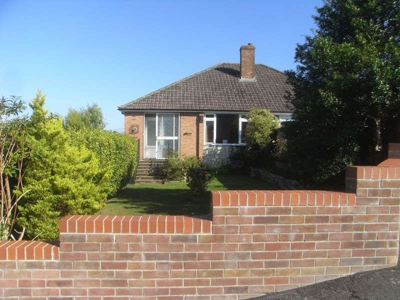 2 Bedrooms Semi Detached Bungalow for sale in Thomson Drive, Crewkerne