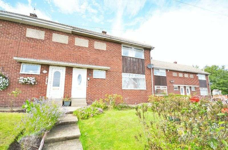 2 Bedrooms Semi Detached House for sale in Newlands Road West, Seaham