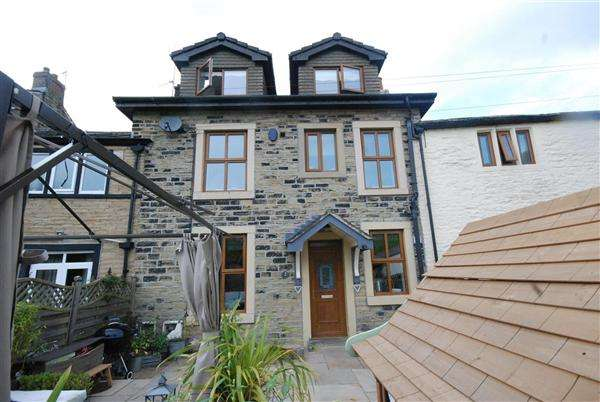 3 Bedrooms Cottage House for sale in Elm Street, Rochdale