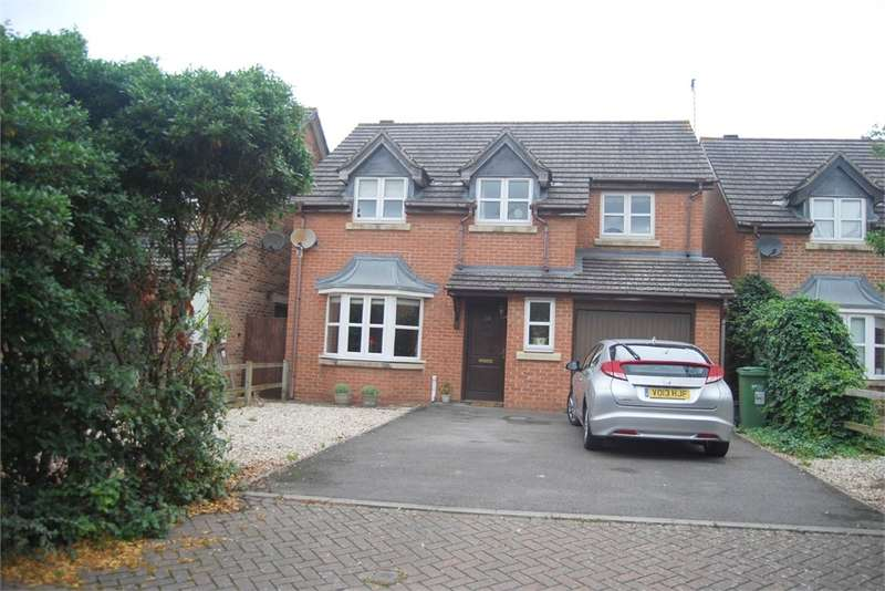 4 Bedrooms Detached House for sale in 38 Court View, Stonehouse, Glos