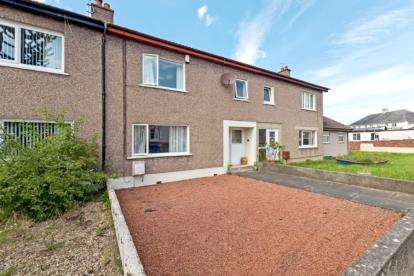 3 Bedrooms Terraced House for sale in Caerlaverock Road, Prestwick