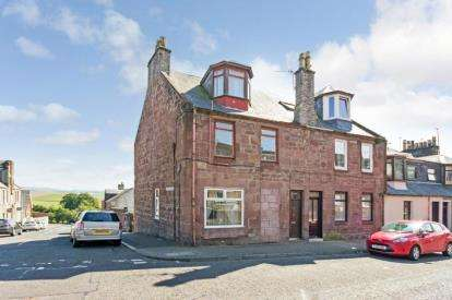 3 Bedrooms End Of Terrace House for sale in Ladywell Road, Maybole