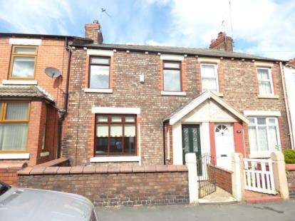 3 Bedrooms Terraced House for sale in Appleton Road, Widnes, Cheshire, WA8