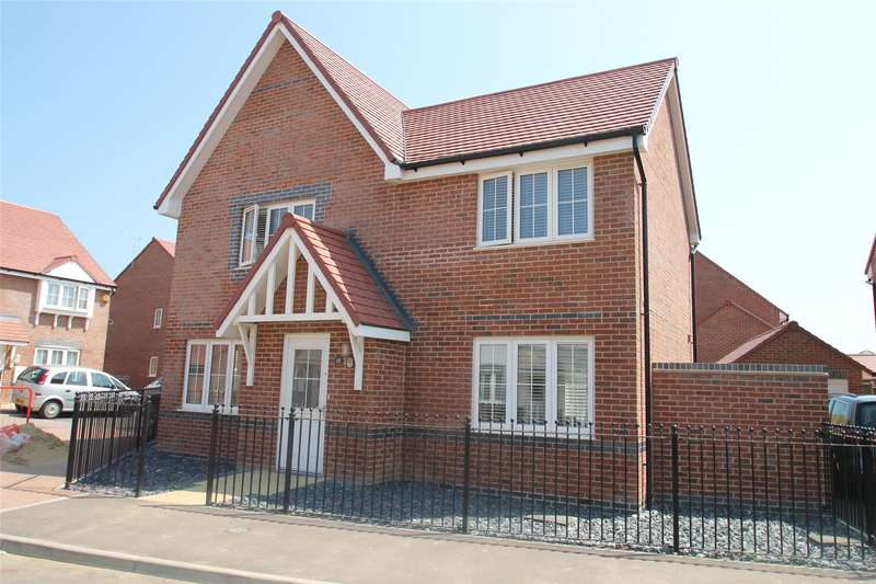 4 Bedrooms House for sale in Ockenden Road, Kingley Gate, Littlehampton, BN17