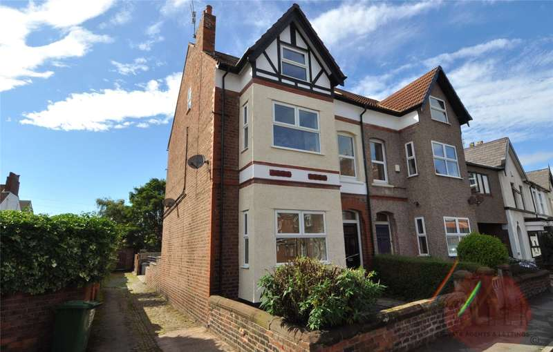 1 Bedroom Flat for sale in Westbourne Road, West Kirby, Wirral
