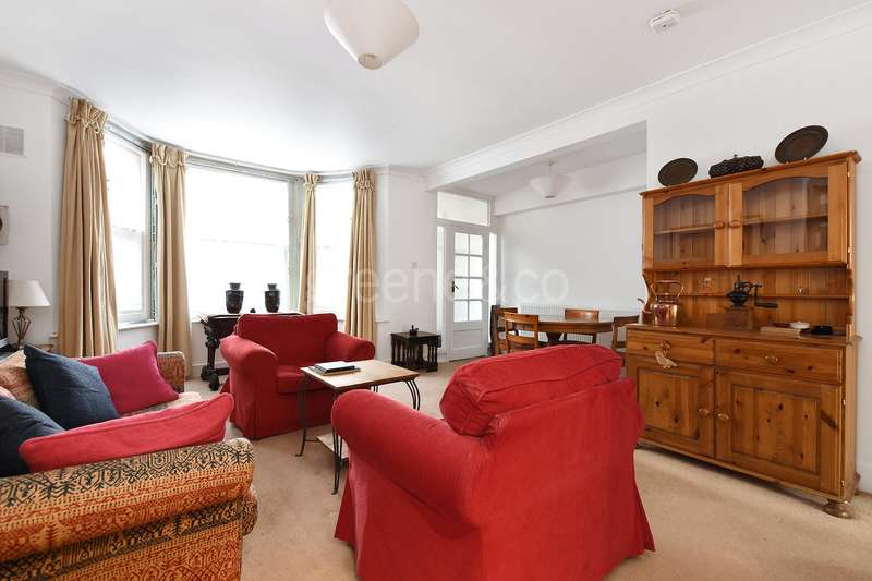 2 Bedrooms Flat for sale in Greencroft Gardens, South Hampstead, London, NW6