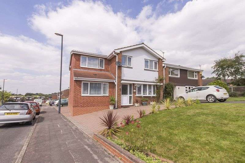 5 Bedrooms Detached House for sale in INGLEWOOD AVENUE, MICKLEOVER