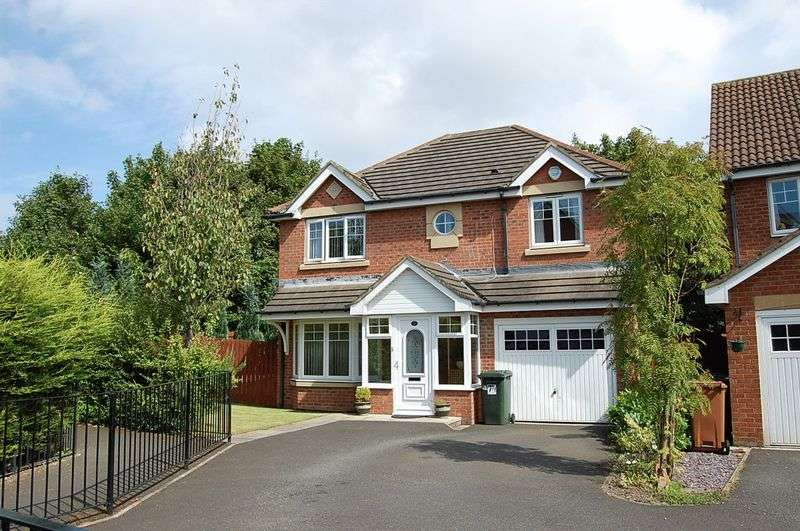 4 Bedrooms Detached House for sale in ** NEW PRICE ** Kings Vale, Wallsend