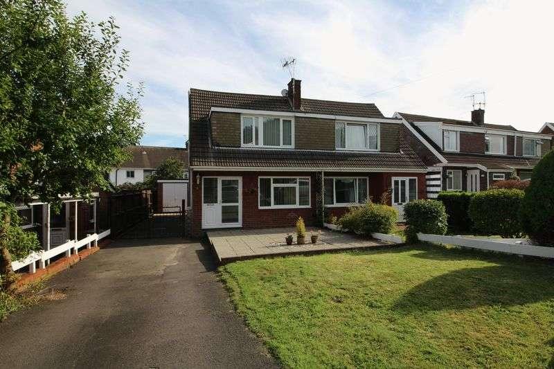 3 Bedrooms Semi Detached House for sale in Heol Deg, Tonteg, Pontypridd, CF38 1ET