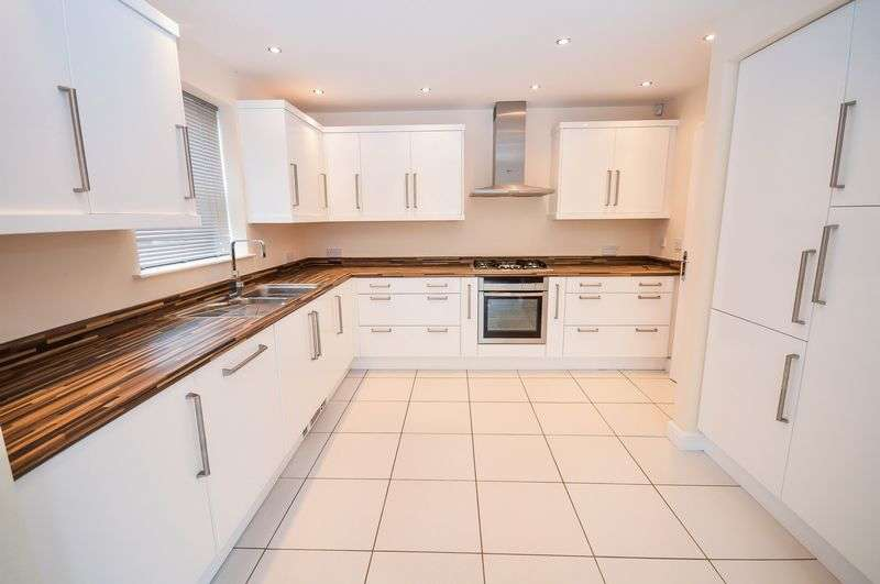 5 Bedrooms Detached House for sale in Church Street, Greasbrough. Rotherham