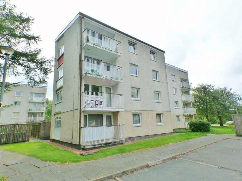 2 Bedrooms Apartment Flat for sale in Glen Isla, St Leonards, EAST KILBRIDE