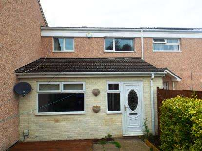 3 Bedrooms Terraced House for sale in Beckenham Gardens, Hemlington, Middlesbrough, North Yorkshire