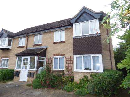 2 Bedrooms Flat for sale in Kimbolton Court, Peterborough, Cambridgeshire, United Kingdom