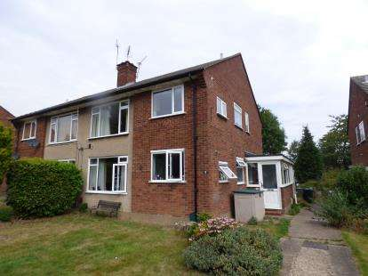 2 Bedrooms Maisonette Flat for sale in Lych Gate, Watford, Hertfordshire