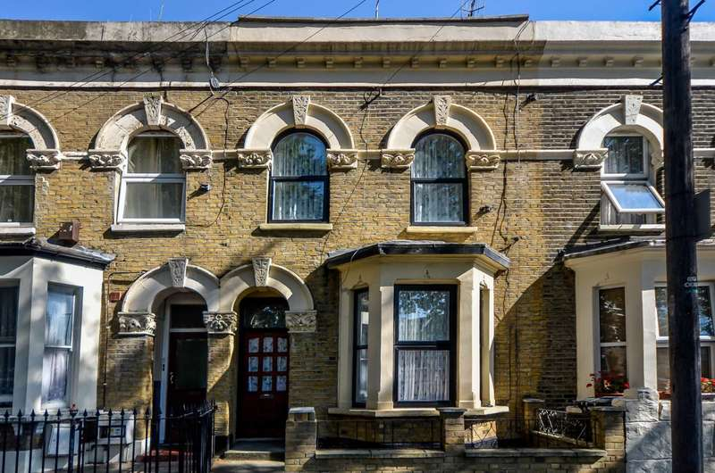 3 Bedrooms Terraced House for sale in Abbott Road, Poplar, E14