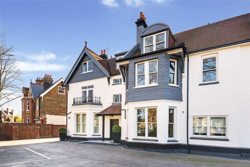 1 Bedroom Flat for sale in Creffield Lodge, 2-4 Creffield Road, London, W5