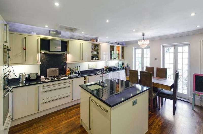 3 Bedrooms Flat for sale in Wedderburn Road, Hampstead, NW3