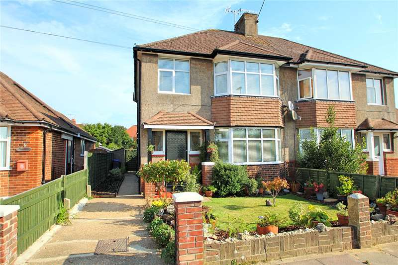 2 Bedrooms Apartment Flat for sale in Westdean Road, Worthing, West Sussex, BN14