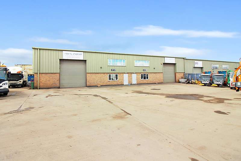 Property for sale in Websters Industrial Estate, Hallam Fields Road, Ilkeston