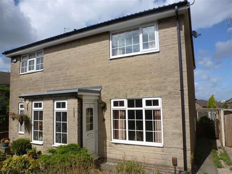 2 Bedrooms Property for sale in Richmond Court, Cowlersley, Huddersfield