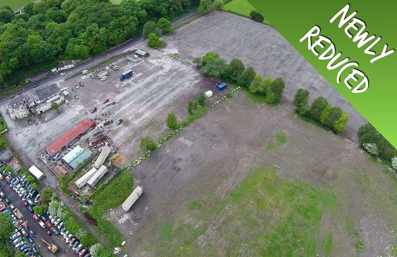 Land Commercial for sale in Garden Centre & Allocated Parking at Greenfield Trading Estate, Mostyn Road