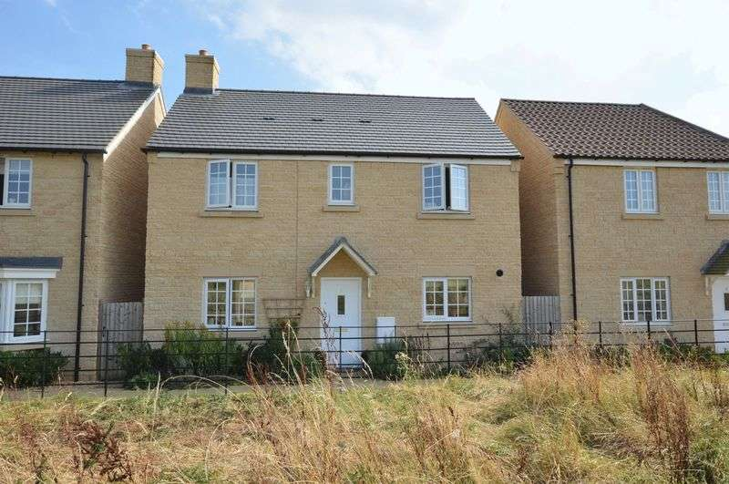 3 Bedrooms Detached House for sale in Sycamore Close, Kings Cliffe