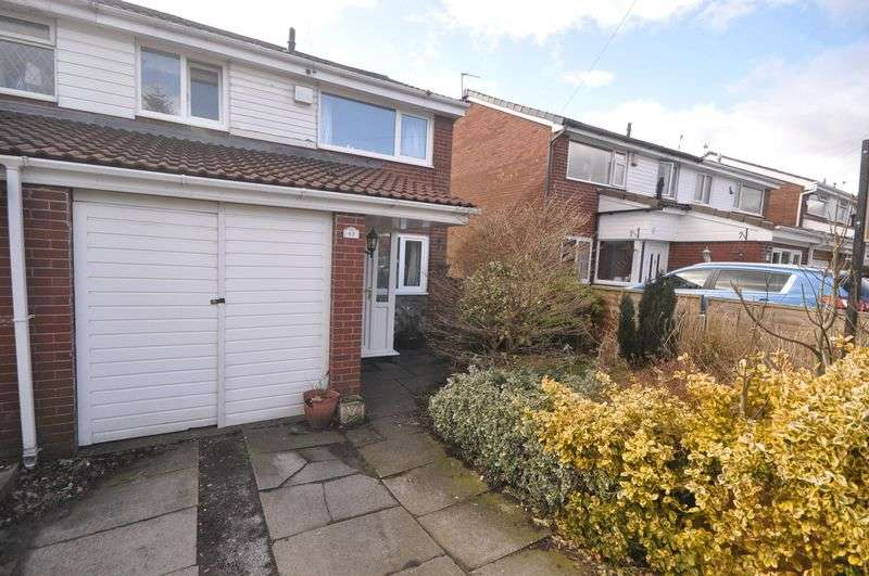 3 Bedrooms Semi Detached House for sale in Meadowcroft, Manchester