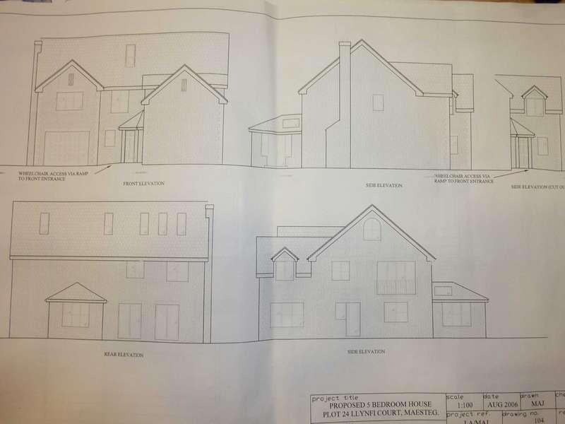 Land Commercial for sale in Llynfi Court, Maesteg