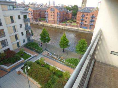 2 Bedrooms Flat for sale in Regents Quay, 6 Bowman Lane, Leeds, West Yorkshire