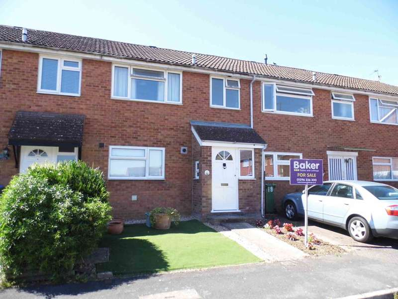 3 Bedrooms Terraced House for sale in Aylesbury