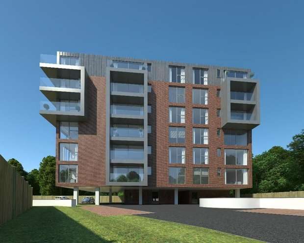 1 Bedroom Flat for sale in Wootton Mount, Bournemouth, Dorset