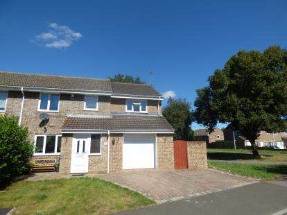 4 Bedrooms Semi Detached House for sale in White Edge Moor, Swindon, Wiltshire