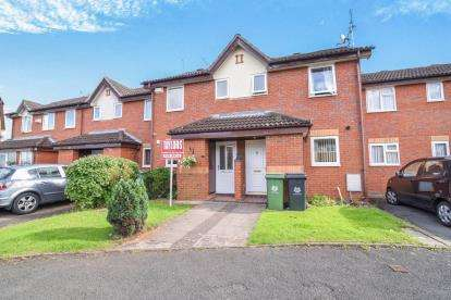 2 Bedrooms Terraced House for sale in Gamekeepers Drive, Worcester, Worcestershire