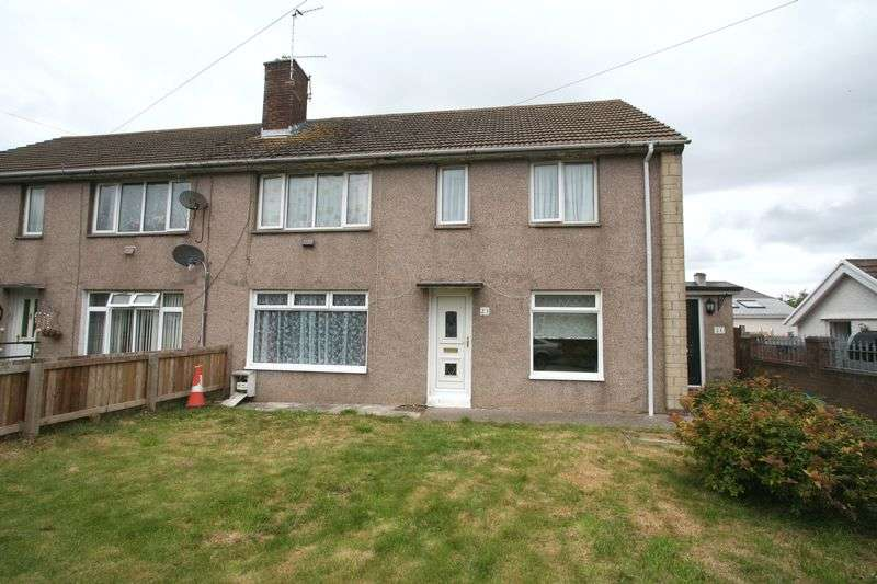 2 Bedrooms Flat for sale in Lougher Place, St Athan