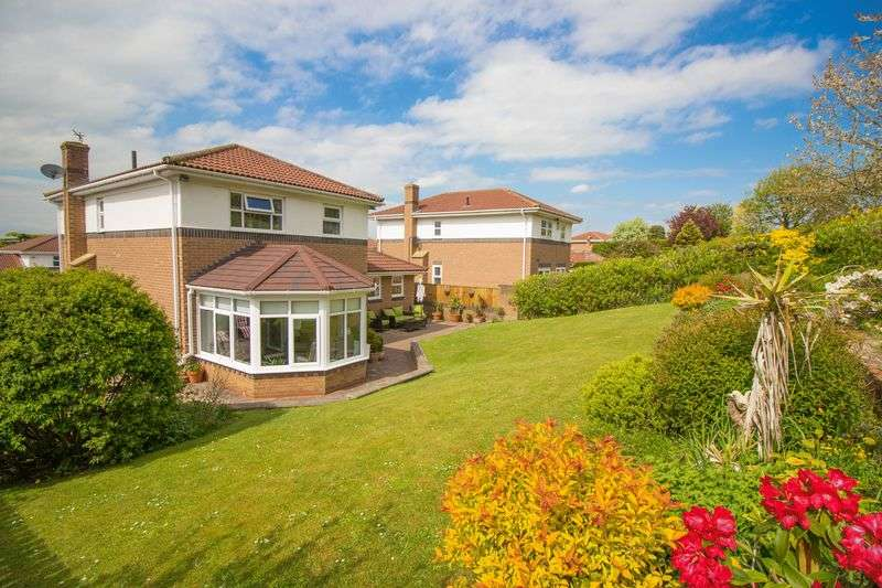 4 Bedrooms Detached House for sale in Bracken Way, Ryton