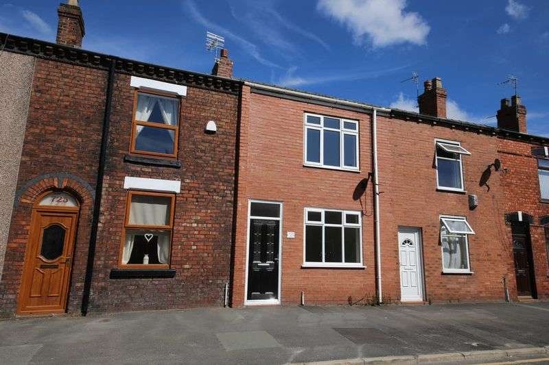 2 Bedrooms Terraced House for sale in Atherton Road, Hindley Green, Wigan