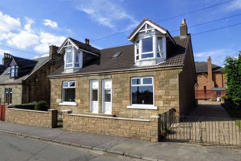 3 Bedrooms Detached House for sale in Springhill Road, Shotts