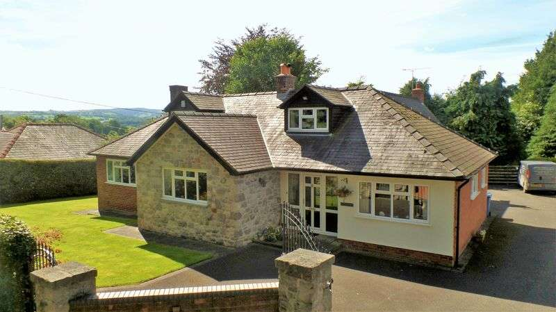 5 Bedrooms Detached Bungalow for sale in , Gellifor