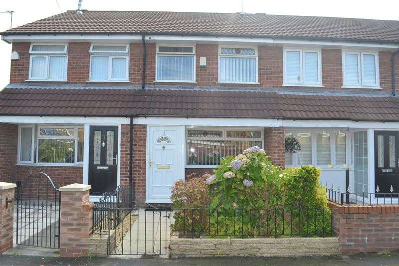 2 Bedrooms Terraced House for sale in Amy Walk, Fazakerley, Liverpool