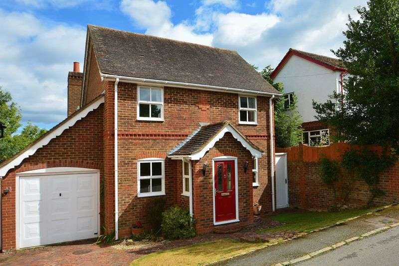 4 Bedrooms Detached House for sale in The Mount, Tetsworth
