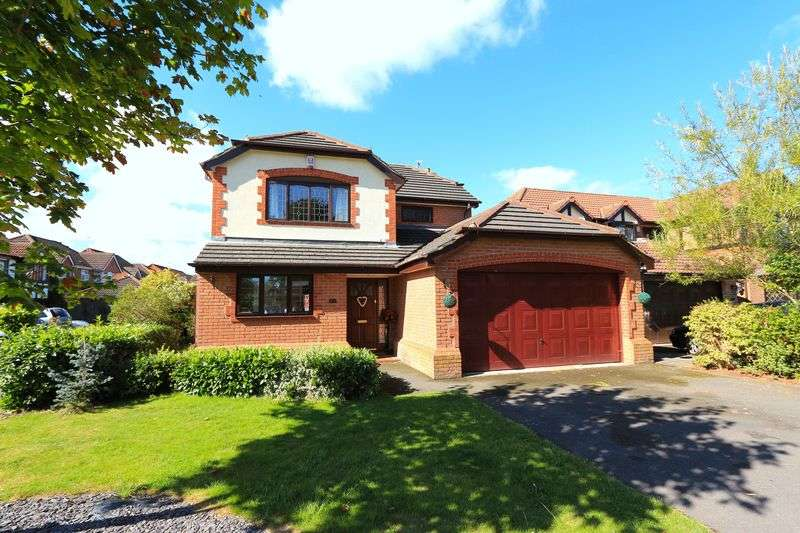 4 Bedrooms Detached House for sale in Briers Close, Narborough