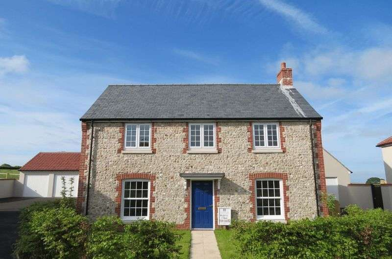 4 Bedrooms Detached House for sale in Hawkchurch,Nr Axminster