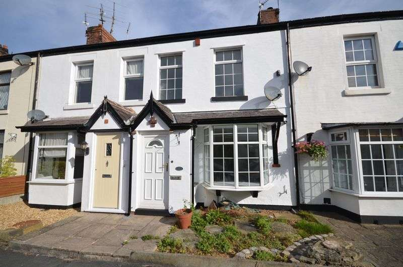 2 Bedrooms Terraced House for sale in 15 Hayfield Avenue, Poulton-Le-Fylde Lancs FY6 7JH